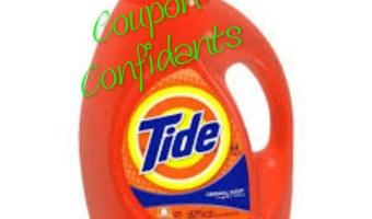 Cheap Tide at Walmart!!