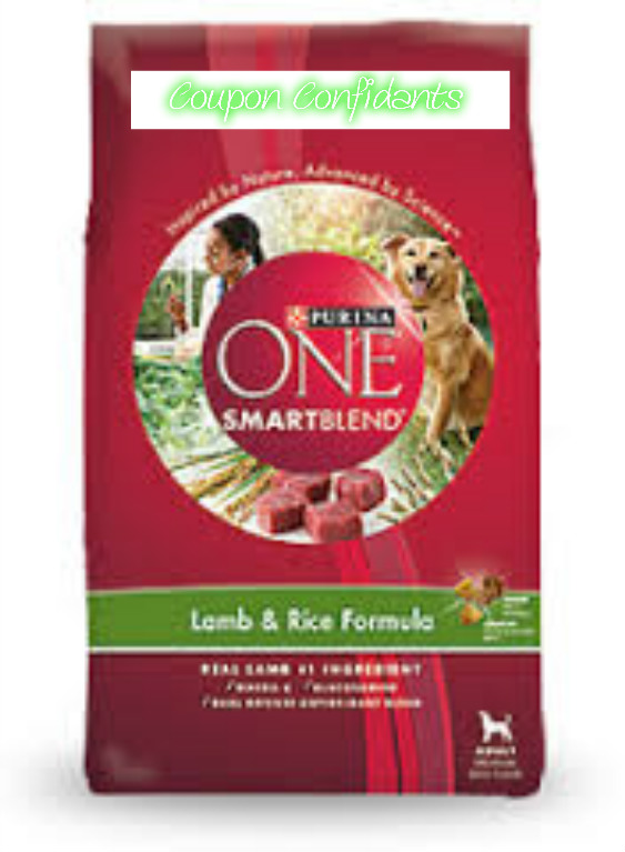 $2.99 Purina One Dog Food at Target!!!!