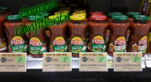 Pace Salsa only $1.09 at Publix