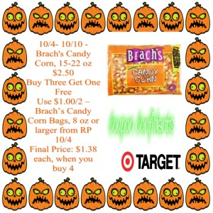 Candy Corn at Target ONLY $1.38