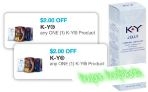 .89 for K-Y Jelly at Target!
