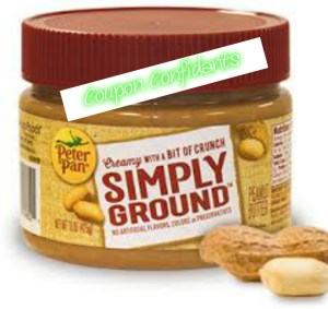 Peter Pan Simply Peanut Butter $1.19 @ Publix