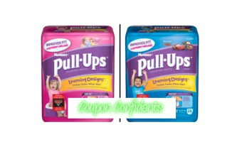 Pull ups only $3.99 at Kroger!