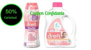 photograph regarding Dreft Printable Coupon named 50% off Cartwheel $2.00 coupon upon Dreft! ⋆ Coupon Confidants