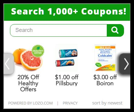 photo relating to Lozo Printable Coupons named Discount coupons ⋆ Coupon Confidants