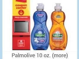 .49 Palmolive Dish Soap at CVS