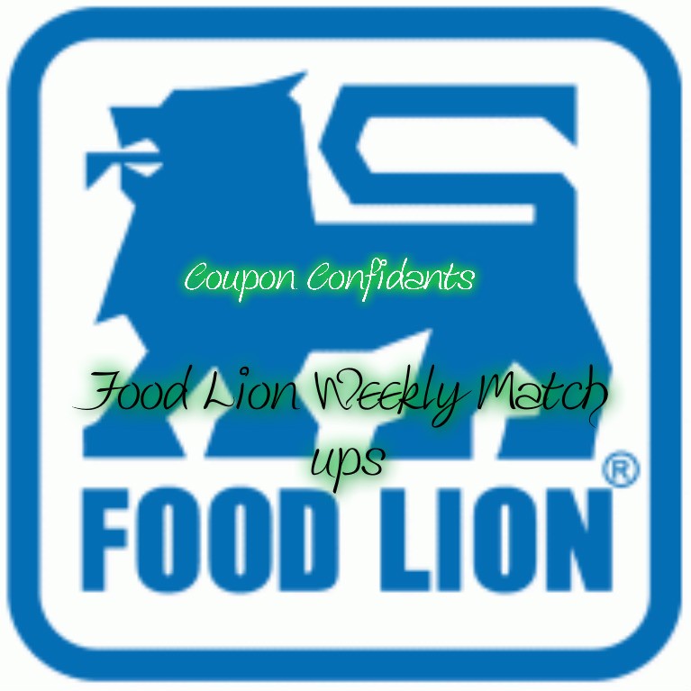 Food Lion Weekly Match ups Coupon Confidants