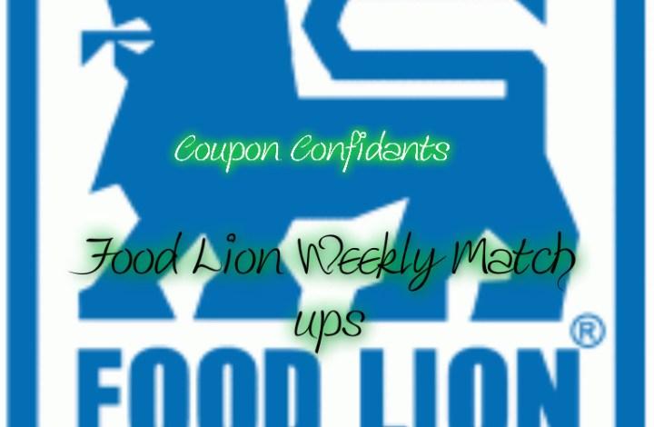 Food Lion – Aug 15 – Aug 21