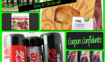 TODAY ONLY! *** HOT**  Dinner & razors for only $4.35 @ Publix