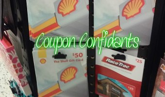 Is your gas tank getting empty? Gas card deal, next week @ Publix