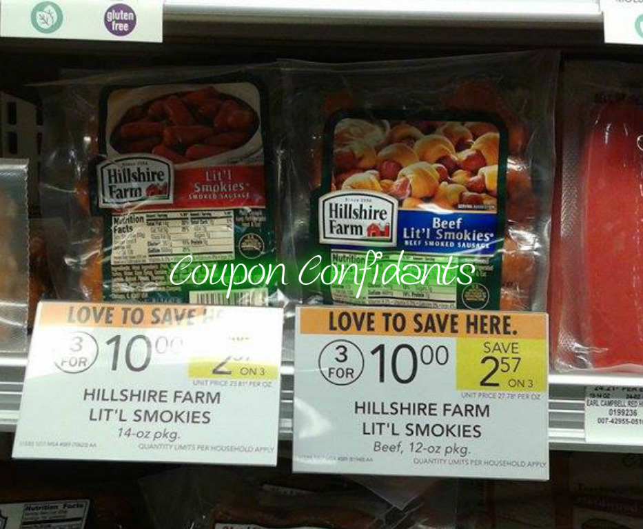 PUBLIX: GO MEAT! New Hillshire Farm MQ matches PQ in Green Flyer!