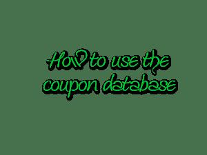 database lettering