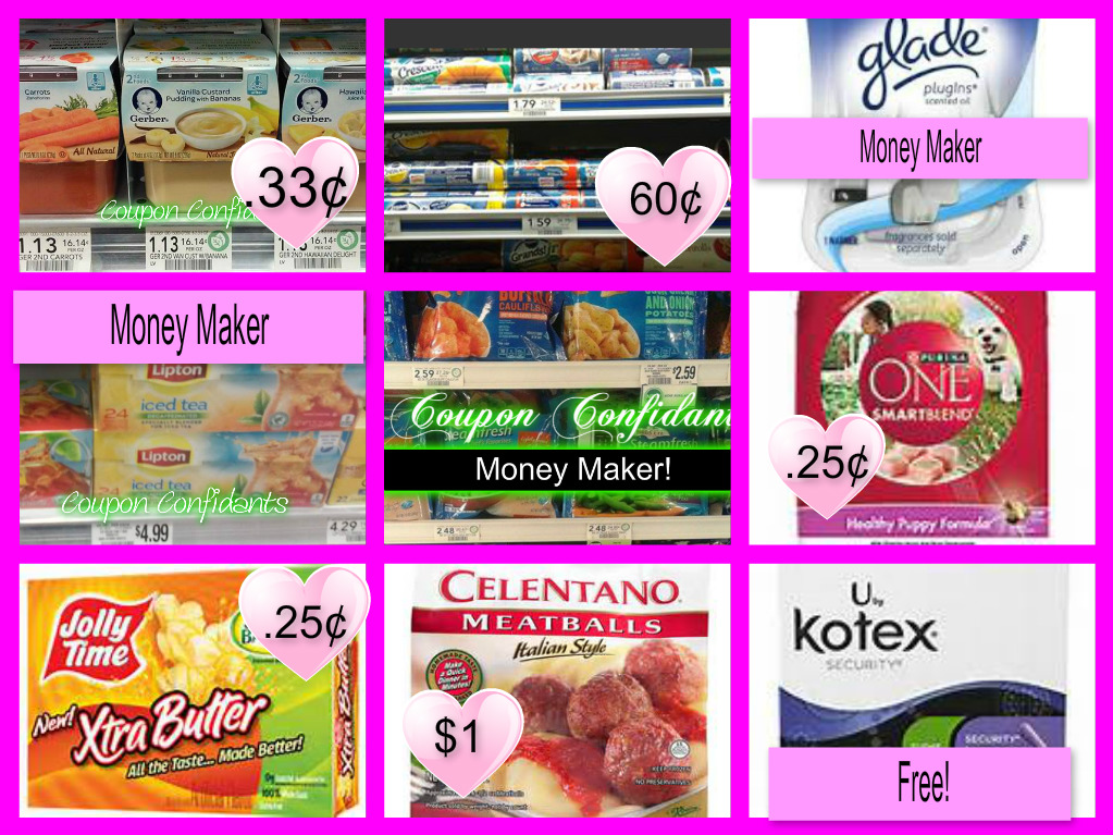 Check out all these Publix money makers & under $1 deals this Valentine's Day!