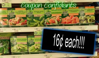 Green Giant Vegetables just .16¢ each @ Publix ~ Starts 2/17 or 2/18