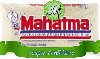 Dollar General Mahatma Rice just .50¢ !!!