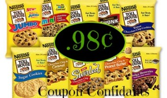 New NESTLE TOLL HO– USE Cookie coupon just in time for the Publix sale