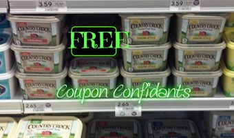 FREE Country Crock Butter @ Publix ~ Print now!!!!