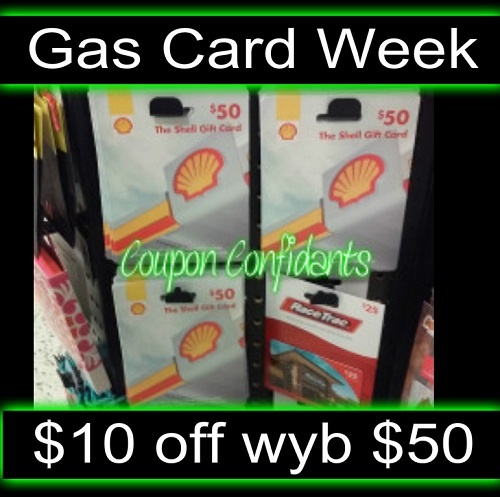 Publix Gas Card Deal ~ Pay: $42.90 ( includes cost of gas card)