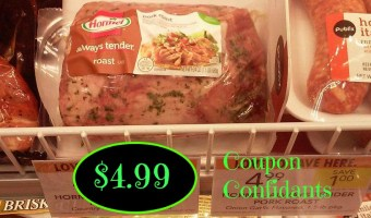RARE HORMEL Coupon – ONLY $3.99 @ Publix!