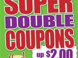 Harris Teeter Super Doubles Confirmed for 4/13 – 4/19