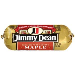 Jimmy Dean Roll Sausage $3.00 at Target! YUM!