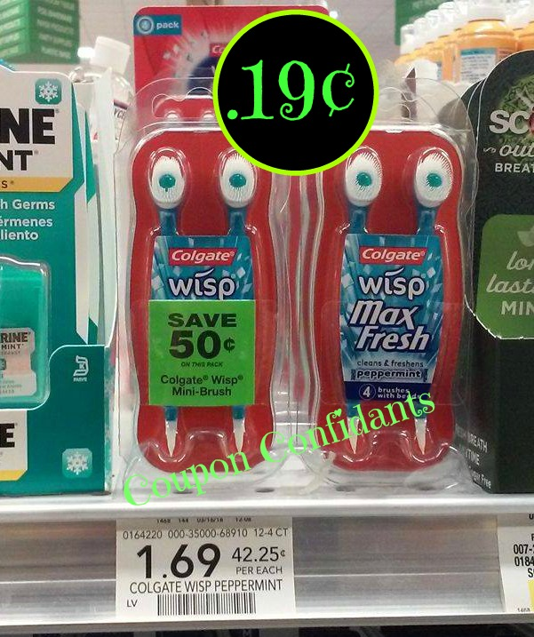 colgate palmolive wisp Colgate-palmolive is a leading global consumer products company, tightly focused on oral care, personal care, home care and pet nutrition colgate sells its .