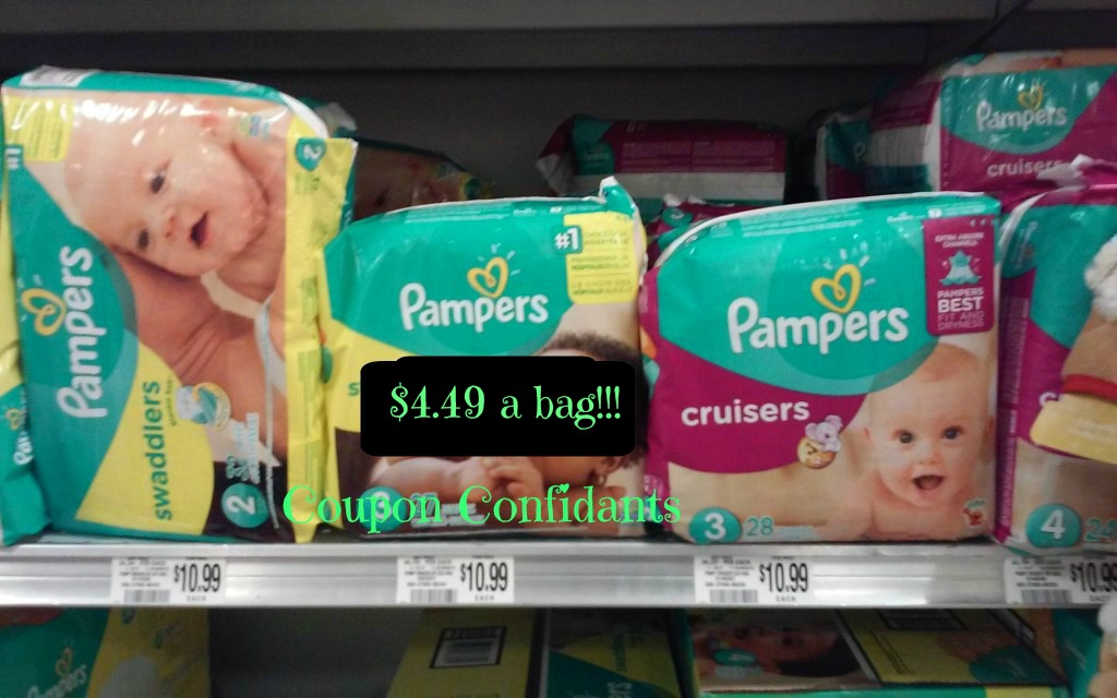 pampers swaddlers diaper size guide