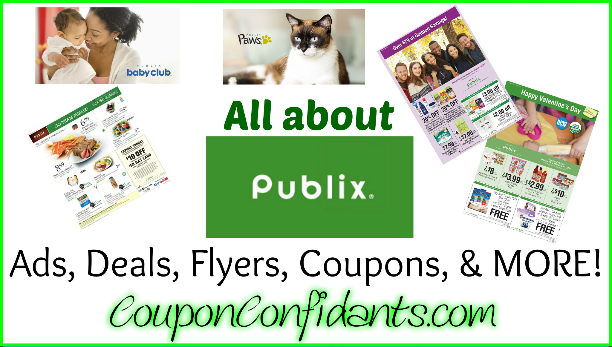 All Publix Deals in one spot!