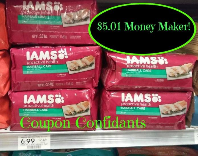 Iams Dog Food Coupons