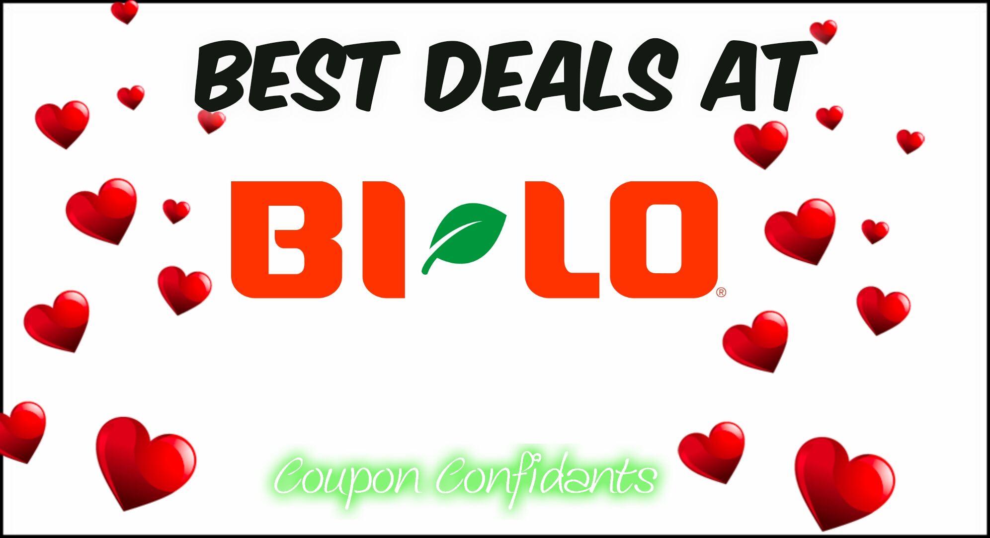 Bi-lo BEST Deals with Shopping list Feature! 6/21 - 6/27
