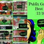 Green Flyer Best Deals valid 12/10-1/6