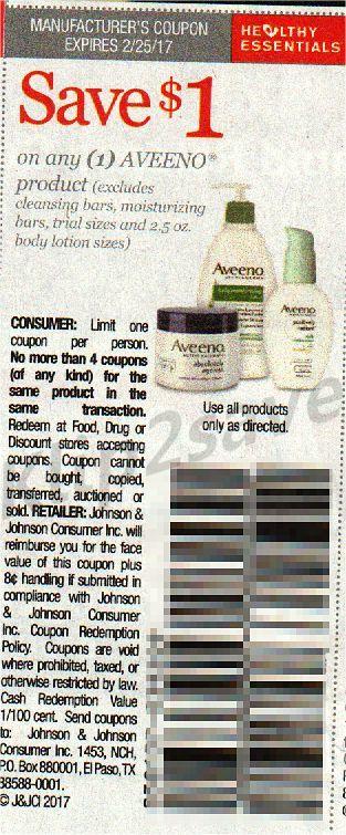 Free Aveeno Bar Soap Shaving Cream 1 49 At Publix