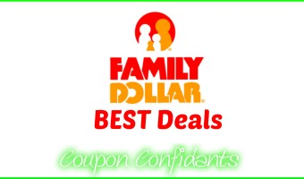 Family Dollar – August 30 – September 26
