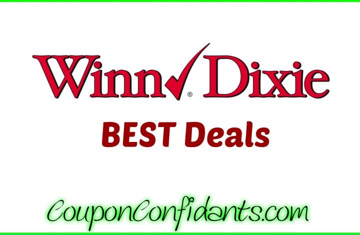 Winn Dixie BEST Deals (AD Scan is up too!) 5/23 – 5/29