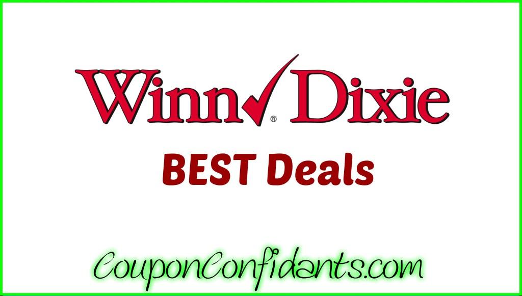 Winn Dixie BEST Deals 9/20 – 9/26