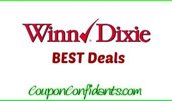 Winn Dixie Best Deals 8/2 – 8/8