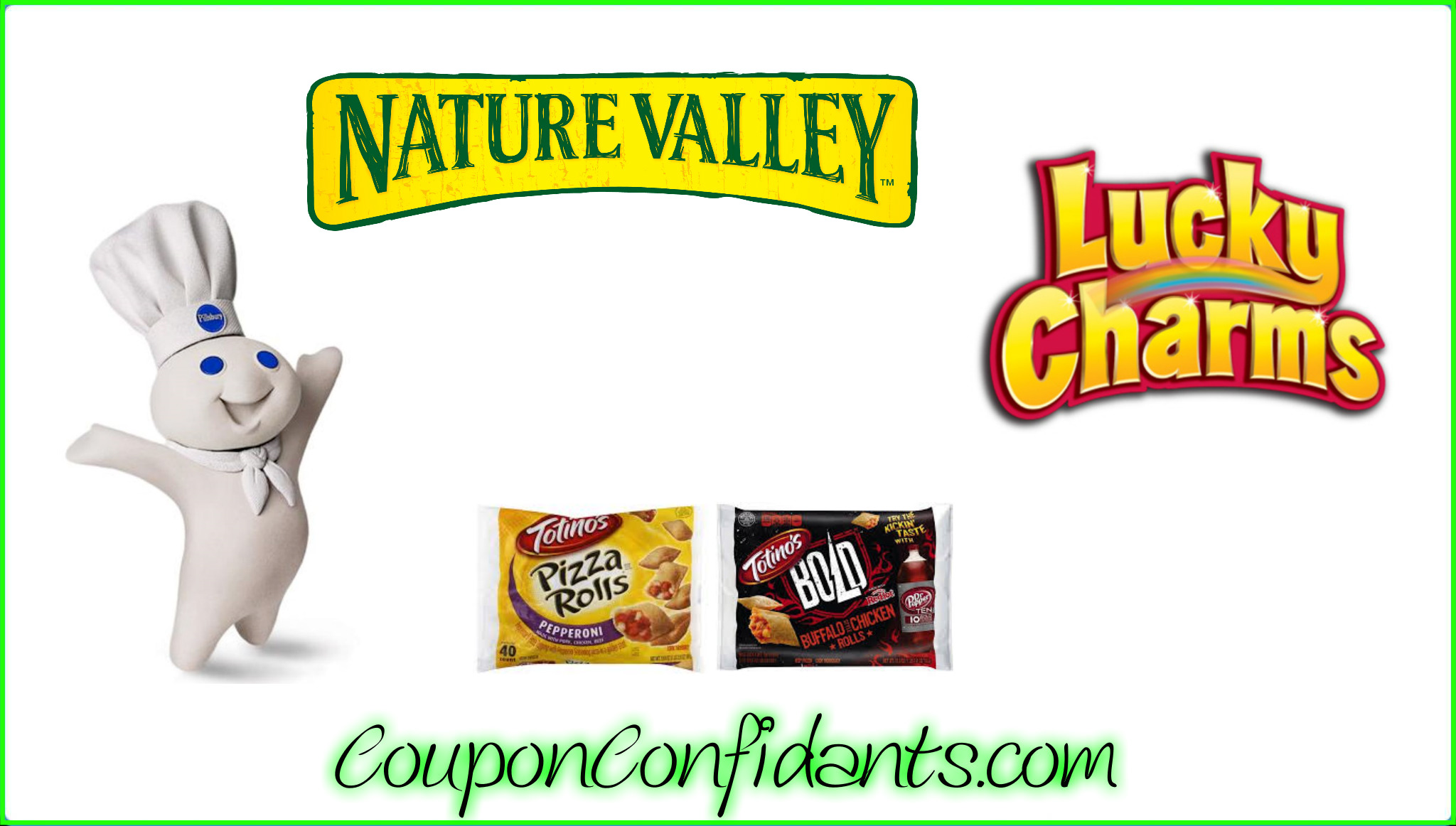 NEWEST General Mills Coupons!