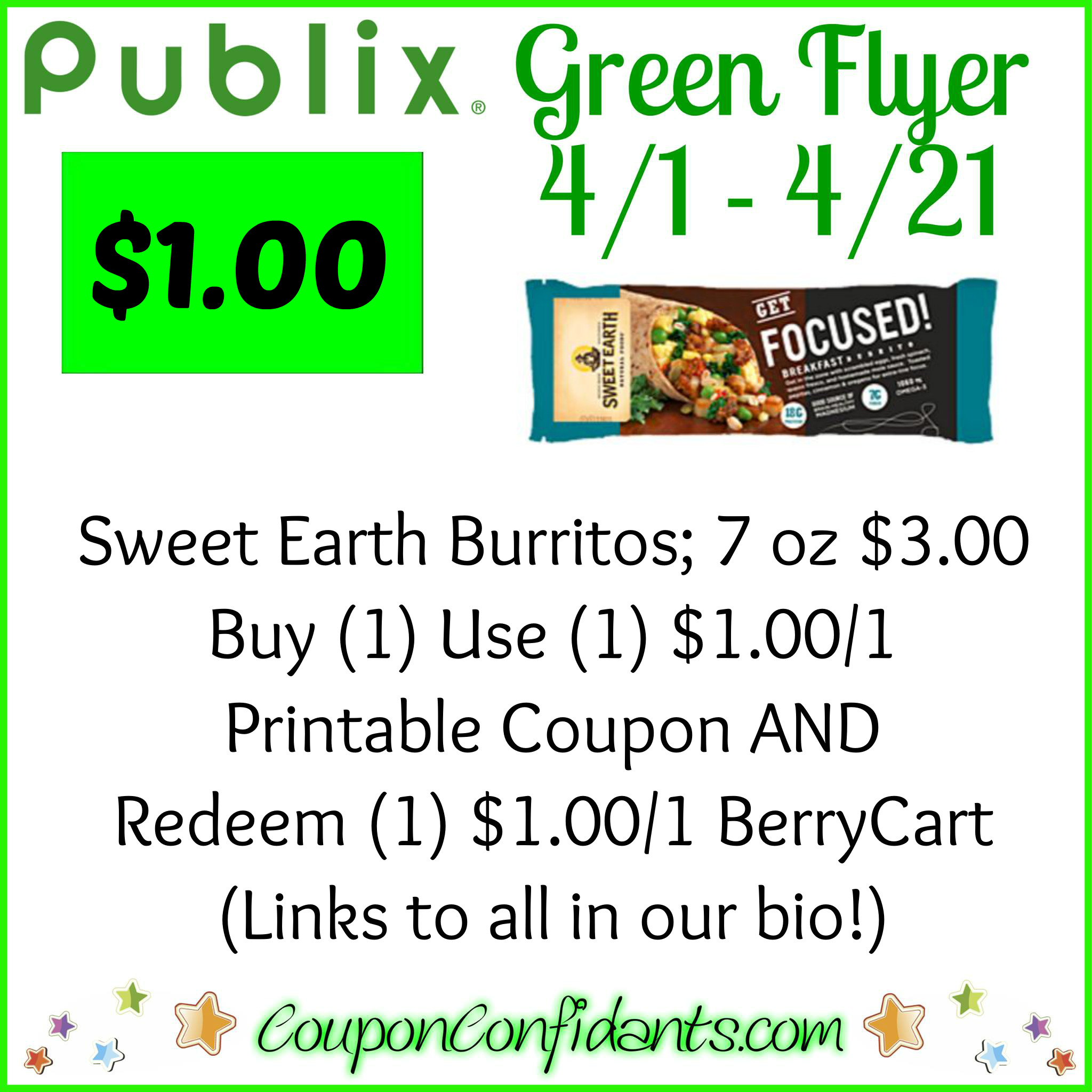 Sweet earth coupons