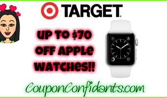 Apple Watch Deal at Target!!