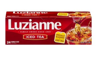 HOT Luzianne Tea Deal!! 20¢ Bilo (80¢ Winn Dixie)