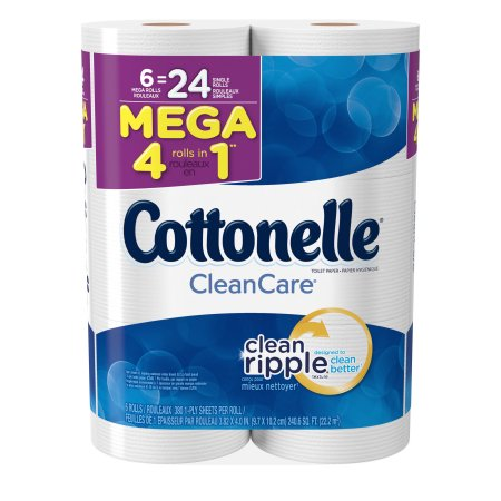 Cottonelle Toilet Paper Deal at Winn Dixie and Bilo $4.69 – $4.89 each!
