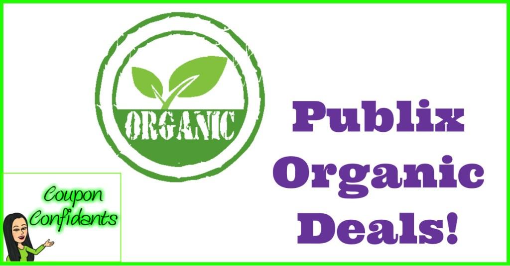 Publix Weekly Organic Deals!