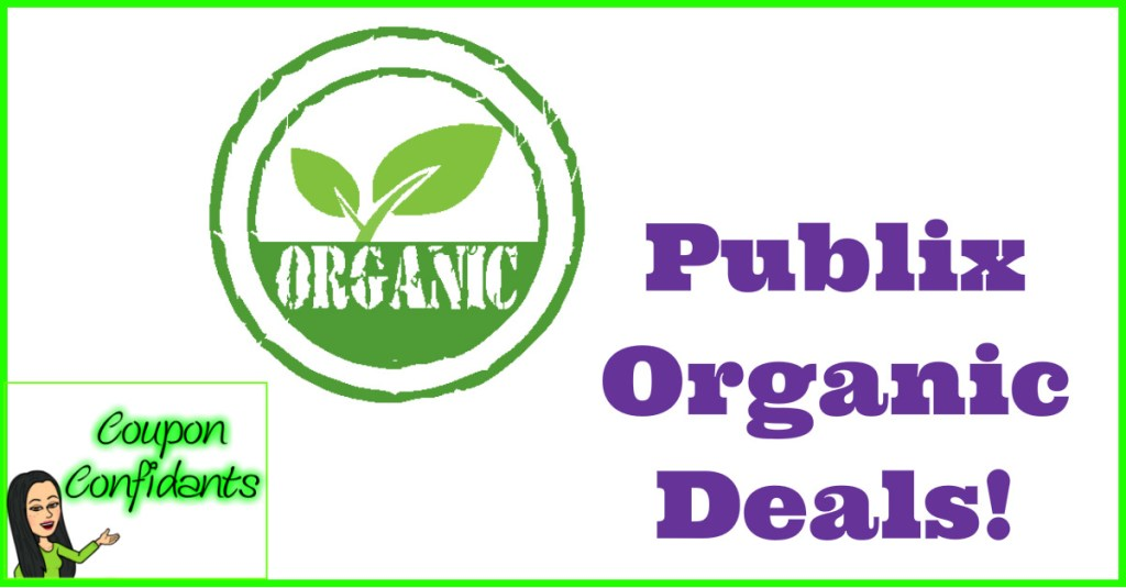 Publix Weekly Organic Deals!