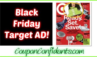 Target Black Friday Ad Scan!