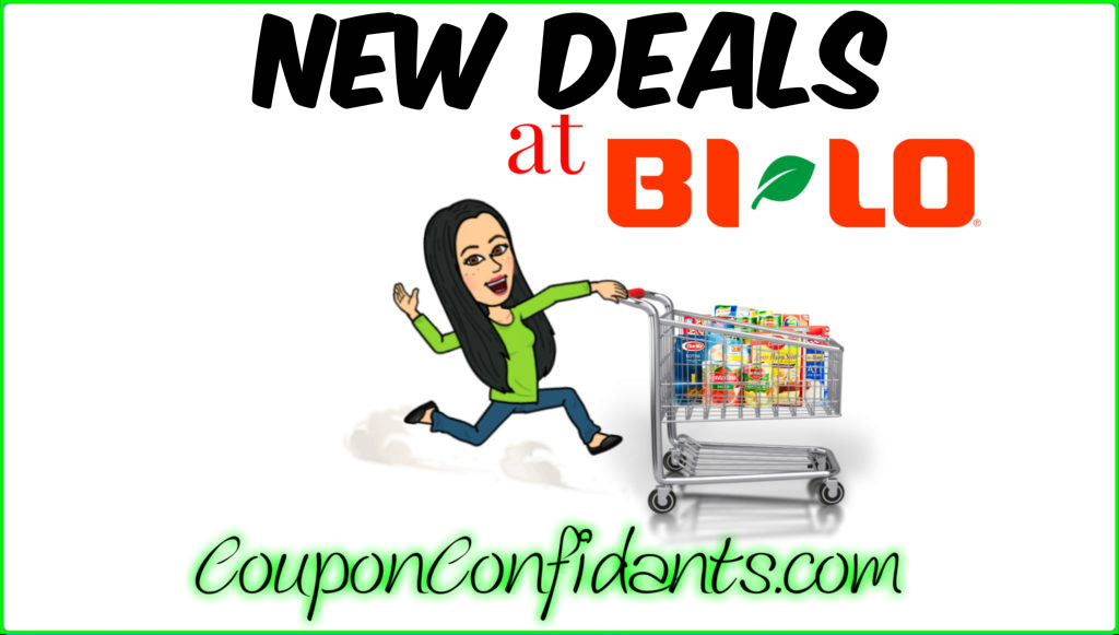 Bi-lo BEST Deals 12/13 - 12/19 - NEW Week!!