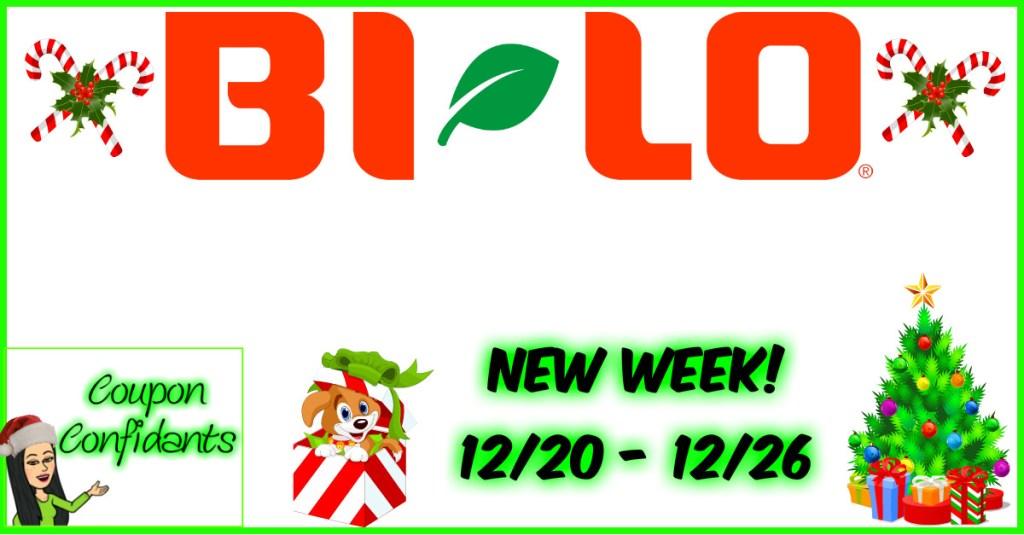 Bi-lo BEST Deals 12/20 – 12/26
