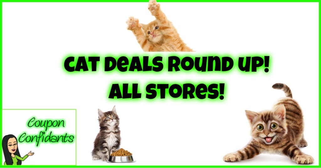 Cat Deals Round up – All Stores