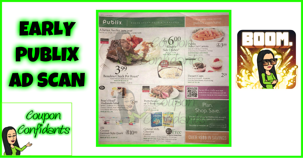 Publix NEW Ad Scan!