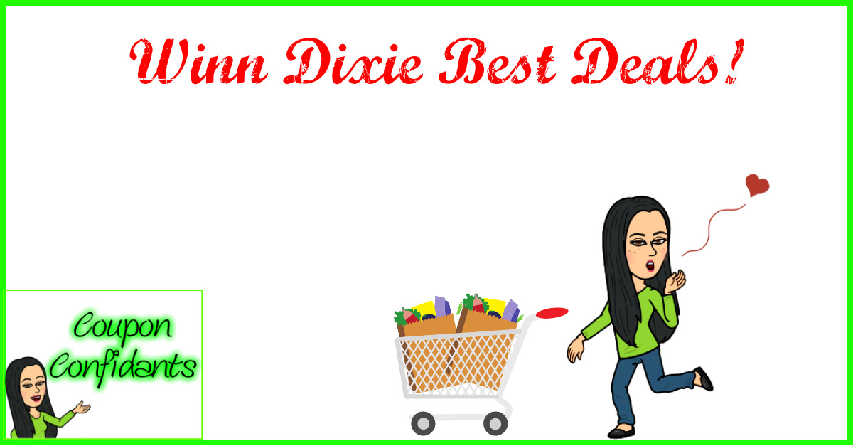 Winn Dixie BEST Deals 1/24-1/30