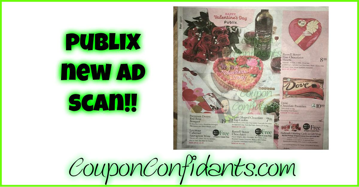 Publix AD Scan! 2/7-2/13 (2/8-2/14)